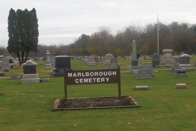 History of Marlborough Cemetery