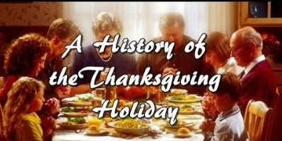 History behind Thanksgiving proclamation