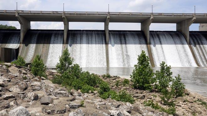 O'Shaughnessy Dam hydro-power