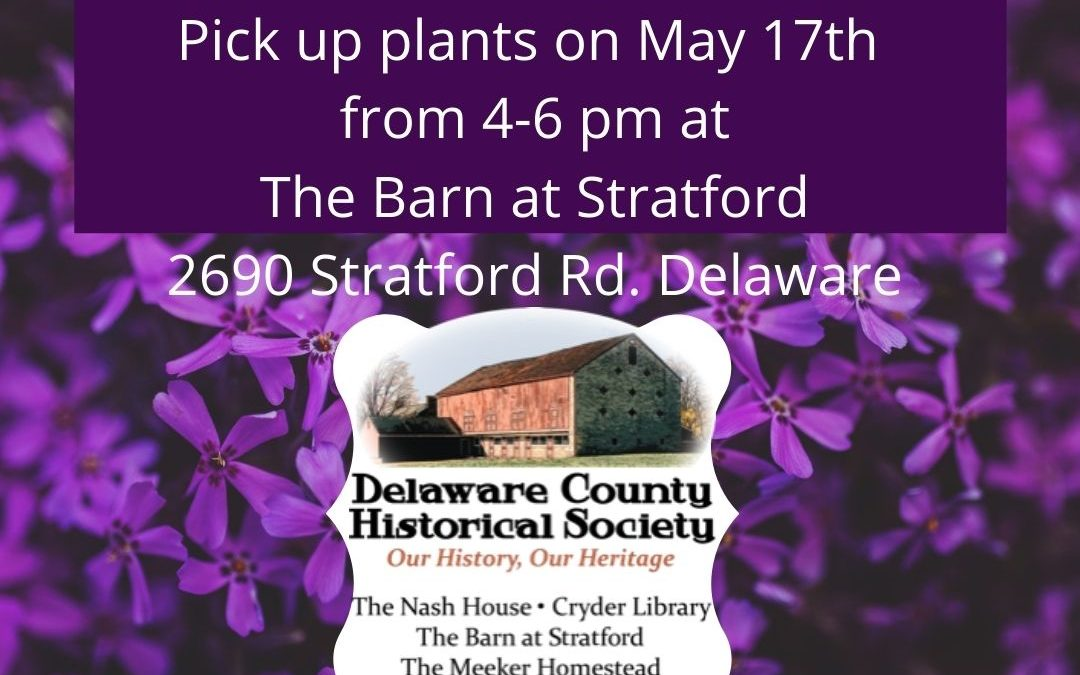 Flower and Plant Sale 2021