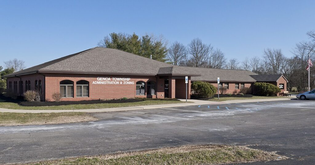 Genoa Township Hall