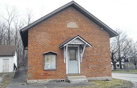 Old Genoa Township Hall Saved