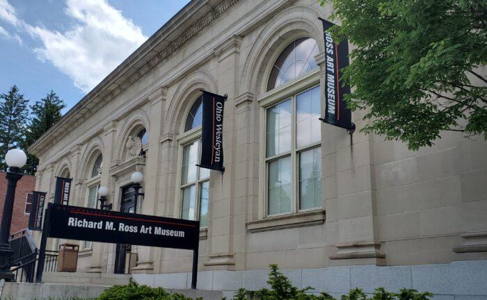 OWU Ross Art Museum - Post Office