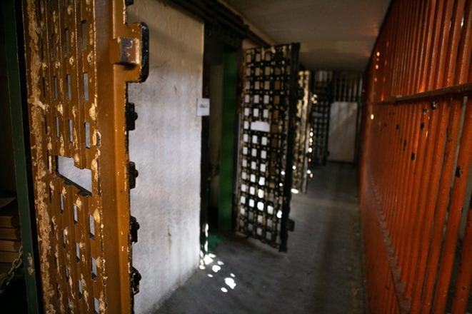 Old Jail Cell Block - Delaware County Historical Society
