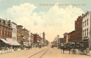 A Stroll Down Sandusky Street