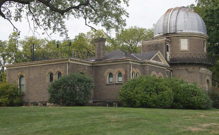 Landmarks Of Delaware County: OWU Student Observatory