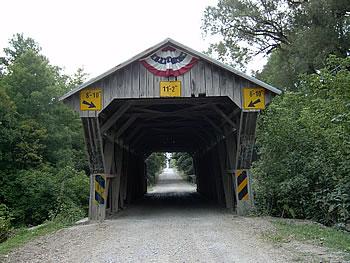Our Last Covered Bridge