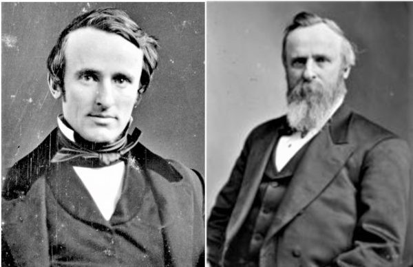 Young & Old Rutherford B. Hayes Walking Tour
