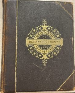 1880 Delaware History Book