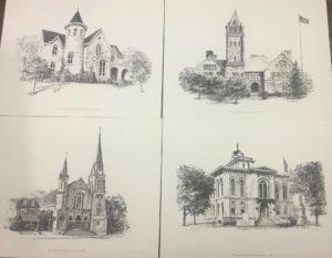 Delaware Ohio Landmark Prints