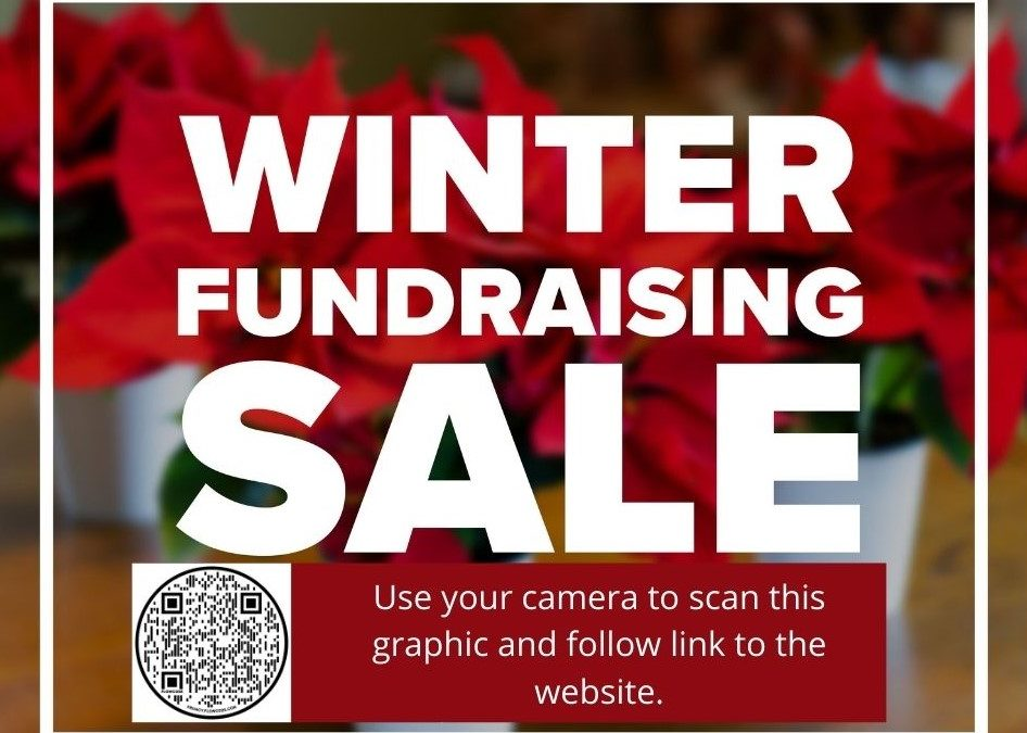 Holiday Flower and Plant Sale 2021